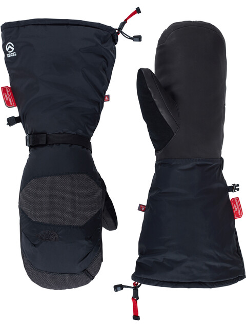 The North Face Himalayan Mitten Gloves Black